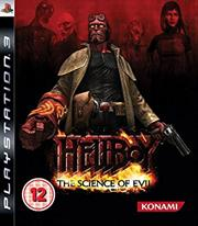 PlayStation 3 Games: HELLBOY-The Science of Evil – GAME – (PS3) Age Restriction from Ages 12 and Mature Players , Retail Box, No Warranty on Software