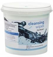 Casey Disinfectant Multi Surface Cleansing 500 Wet Wipes -Alcohol and Quaternary Ammonium Formula to protect against Covid-19 Virus , Bacteria , Fungi PH Neutral 500 Wipes per Container, Retail Box, No Warranty