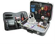 Goldtool 81 PCS LAN Installation Service Kit , Retail Box, 1 year warranty