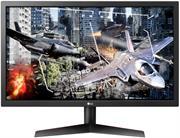 "LG 24GL600F 24"" Class UltraGear Gaming Monitor – 16:9 HD Format, 1920×1080, 1ms Response Time, 1000:1 Typical Contrast Ratio, 300cd/m² Brightness – 1 x Displayport, 2 x HDMI, VESA Wall-mountable – Black, Retail Box , 3 year warranty"
