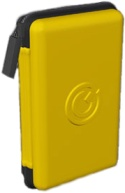 SonicGear SPX 200 2Go! Pouch – Protect, Store and Play Music from Mobile Phones, iPods, MP3, MP4 players (3.5mm jack-Yellow, Retail Box , 1 year Limited Warranty