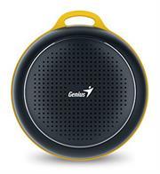 Genius SP-906BT R2 Plus Portable Bluetooth – Black, Retail Box , 1 year Limited Warranty