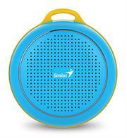 Genius SP-906BT R2 Plus Portable Bluetooth – Blue, Retail Box , 1 year Limited Warranty
