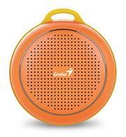 Genius SP-906BT R2 Plus Portable Bluetooth – Orange, Retail Box , 1 year Limited Warranty