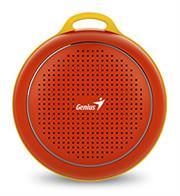 Genius SP-906BT R2 Plus Portable Bluetooth – Red, Retail Box , 1 year Limited Warranty