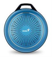 Genius SP-906BT M2 Plus Portable Bluetooth Speaker – Blue, Retail Box , 1 year Limited Warranty