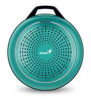 Genius SP-906BT M2 Plus Portable Bluetooth Speaker – Green, Retail Box , 1 year Limited Warranty