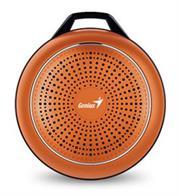 Genius SP-906BT M2 Plus Portable Bluetooth Speaker – Orange, Retail Box , 1 year Limited Warranty