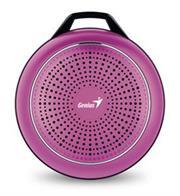Genius SP-906BT M2 Plus Portable Bluetooth Speaker – Magenta, Retail Box , 1 year Limited Warranty