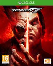 Xbox One Game Tekken 7, Retail Box, No Warranty on Software