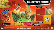 PlayStation 4 Game Dragon Ball Z Kakarot Collector's Edition, Retail Box, No Warranty on Software