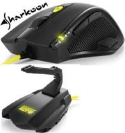Sharkoon SHARK ZONE M51 Gaming Laser Mouse And Sharkoon SHARK ZONE MB10 Gaming Bungee Hub Bundle-, Retail Box , 1 Year warranty
