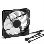 Sharkoon Pacelight RGB F1 1400 rpm Fluid Dynamic Bearing Internal Fan, Retail Box , 1 Year warranty