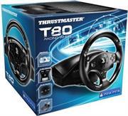 Thrustmaster Racing Wheels T80 Racing Wheel PlayStation® 3 / PlayStation® 4, Retail Box, 1 year warranty