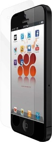 Promate proShield.iP5-C Premium Clear Screen Protector for iPhone 5. -, Retail Box, 1 Year Warranty