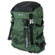 Manhattan 15.6″ Zippack Notebook Backpack Colour:Black and Green, Retail Box, Limited Lifetime warranty