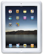 Manhattan iPad 2 & 3 Silicon Slip-fit Sleeve Colour:Clear, Retail Box, Limited Lifetime Warranty