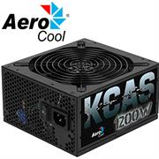 AeroCool KCAS 1200W PSU, Retail Box , Compliant with ATX12V Ver.2.4., Up to 85%+ efficiency with official 80Plus Bronze certificate, 20+4P and CPU 4+4P cable length up to 550mm – easy reach to all component, Safety and EMC certified by CE and TUV, 12 Month Limited warranty.