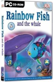 Apex DK-Rainbow Fish and The Whale Interactive Storybook PC Game for sale to over Ages 3-7 Years and Up , Retail Box , No Warranty on Software