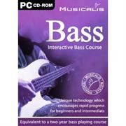 Apex Musicalis Interactive Bass Guitar Course, Retail Box , No Warranty on Software