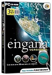 Apex: -Eingana-Live atlas with 3D and satellite images,Retail Box No Warranty on Software