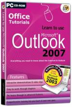 Apex GSP LEARN TO USE OUTLOOK 2007 PC, Retail Box , No Warranty on Software