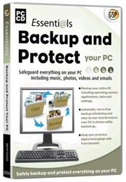 Apex Essentials – back up and protect, Retail Box , No Warranty on Software