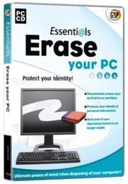 Apex Essentials – Erase your PC (New version), Retail Box , No Warranty on Software