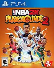 Sony PS4 Game NBA Playgrounds, Retail Box, No Warranty on Software