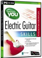 Apex Teaching-you Electric Guitar Skills, Retail Box , No Warranty on Software