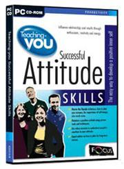 Apex Teaching you Successful Attitude Skills, Retail Box , No Warranty on Software