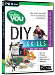 Apex Teaching-you DIY Skills with Tommy Walsh, Retail Box , No Warranty on Software