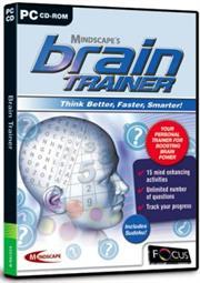 Apex Brain Trainer PC CD, Retail Box , No Warranty on Software