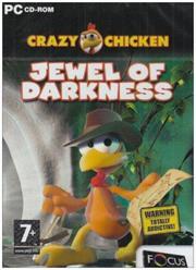 Apex Crazy Chicken Jewel of Darkness PC CD, Retail Box , No Warranty on Software