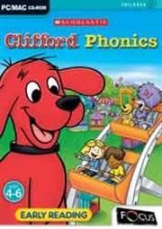 Apex: Clifford Phonics PC, Retail Box , No Warranty on Software