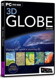 Apex 3D Globe Deluxe DVD-ROM, Retail Box , No Warranty on Software