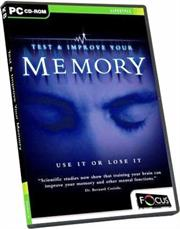 Apex Test & Improve Your MEMORY, Retail Box , No Warranty on Software