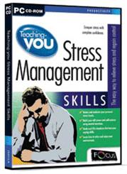 Apex Teaching you Stress Management Skills, Retail Box , No Warranty on Software