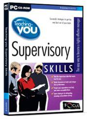 Apex Teaching you Supervisory Skills, Retail Box , No Warranty on Software
