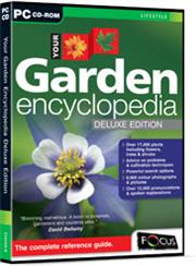 Apex Your 3D Garden Encyclopedia, Retail Box , No Warranty on Software