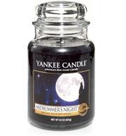 Yankee Candle Midsummers Night Large Jar Retail Box No warranty
