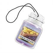 Yankee Candle Lemon Lavender Car Jar Retail Box No warranty