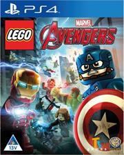 PlayStation 4 Game Lego Avengers, Retail Box, No Warranty on Software
