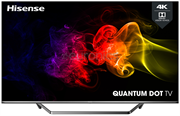 Hisense 55 inch(54,6inch Diagonal) 4K QLED Smart TV, VIDAA 4,0 Smart Operating system, Quantum Dot colour, Local Dimming, Bluetooth, Resolution UHD 3840×2160, , Retail Box , 4 year Limited Warranty