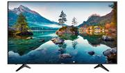 HiSense 58A6100UW Flat 58 inch Ultra High Definition (UHD) 4K Direct LED Smart TV with Built-in WIFI – 3840 x 2160 Resolution, Viewing Angle (Horiz / Vert) [Degrees] 176/176, Typical Contrast Ratio: 5000:1, Built-in Wi-Fi 802.11b/g/n, Ethernet Lan port (RJ45 connector), 3x HDMI inputs, 2x USB 2.0 ports, Retail Box , 4 year Limited Warranty
