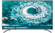 Hisense 58 inch Direct LED Backlit Ultra High Definition Digital Android Smart TV – Resolution 3840 × 2160, Native contrast ratio 4000:1, Viewing Angle (Horiz / Vert) [Degrees] 178/178, 3x HDMI inputs, WIFI, RJ45 Ethernet, 2x USB 2.0 ports, USB Playback, Retail Box , 4 year Limited Warranty