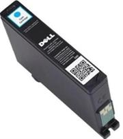 Dell Series 33 Cyan V525W and V725 Original Extra High Capacity Ink Cartridge- for use with Dell V525W, V725W , Retail Box , No Warranty