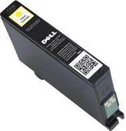 Dell Series 33 Yellow V525W and V725 Original Extra High Capacity Ink Cartridge – for use with Dell V525W, V725W , Retail Box , No Warranty