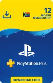PlayStation Plus 12 Months, Digital Code, No Warranty on Vouchers
