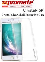 Promate Crystal-i6P Crystal Clear Shell Protective Case – Clear, Retail Box , 1 Year Warranty
